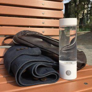 運動時にも活用したい水素水